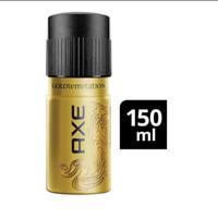 PARFUM AXE GOLD TEMPTATION 150ML