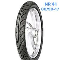 Ban Motor IRC NR 41 ( NR41 ) 80/90-17 ( Tubetype ) Ban Luar