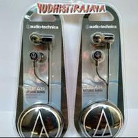 headset Audio technica ath clr100 BK earphone original 100%