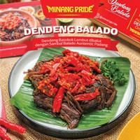 500gr Dendeng Balado Minang Pride