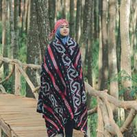 Kain Tenun Blanket Etnik Toraja BLH846