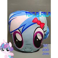 Boneka Bantal My Little Pony Rainbow Dash