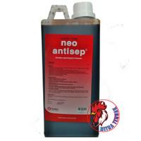NEO ANTISEP Larutan Pembasmi Kuman Desinfektan Kandang 1 Liter