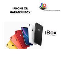 Iphone XR Garansi Resmi Ibox