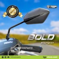 Spion Motor Bold Honda Yamaha TGP Beat Vario 125 150 PCX ADV Variasi - honda, Tangkai Pendek