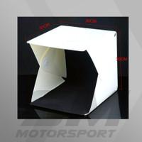Mini Photo Studio Box SIZE M Portable LED Kotak Foto Produk