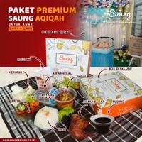 PAKET PREMIUM AQIQAH ANAK LAKI-LAKI 120 BOX