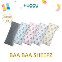Baa Baa Sheepz Bed Time Buddy JUMBO (L) Baabaasheepz Bantal Bayi