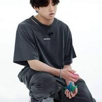 Kaos T-shirt BTS Jungkook TrunkProject