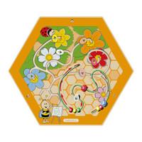 Mainan Anak - Beleduc - Wall Element Honeycomb