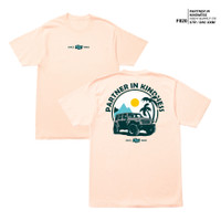 KAOS PEACH/SALEM/PINK - FRUDDY DUDDY - FDDY - JEEP