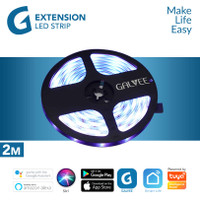 GALVEE Smart Led Strip Extension RGB 2M 2 Meter Wifi For Automation
