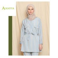 Grosir Baju Busana Muslim KAINA SET by Alkayya