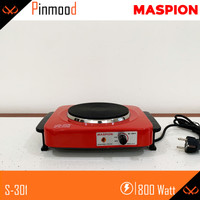 MASPION KOMPOR LISTRIK S-301 1 TUNGKU