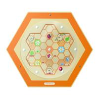 Mainan Anak - Beleduc - Wall Element Pollen