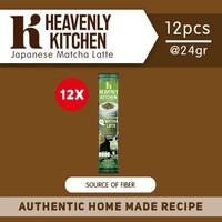 Heavenly Kitchen Japanese Matcha Latte [6 x 48 gr]