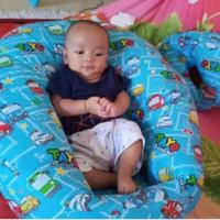bantal sofa bayi belajar duduk