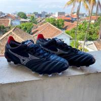 Sepatu Bola Mizuno Morelia Neo 3 Black Red FG