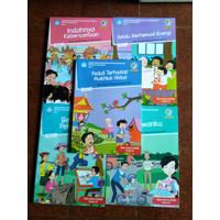 Buku Paket Tematik Tema 1.2.3.4.5 Kelas 4 SD/MI Semester 1 Krklum 2013