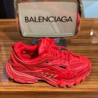 Balenciaga Track.2 Dark Red sneaker