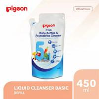 Pigeon Baby Bottles & Accessories Liquid Cleanser 450 ml 450ml - Refil