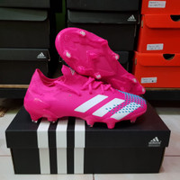 sepatu bola adidas predator mutator 20.1 pink