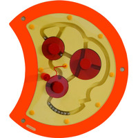 Mainan Anak - Beleduc - Wall Element Turning Around Labyrinth