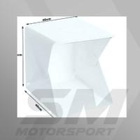 Mini Photo Studio Box SIZE L Portable LED Kotak Foto Produk