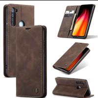 xiaomi redmi note 8 / 8 pro Case Caseme flip wallet leather cover
