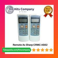 Remote Ac Sharp CRMC A562 ORIGINAL