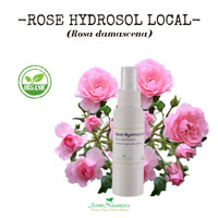 Rose Hydrosol-Local 100ml