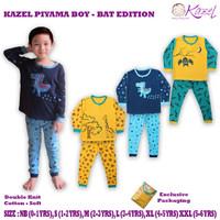 Kazel Piyama Boy Baju Tidur Anak Cowo BAT Edition-BELLA SHOP