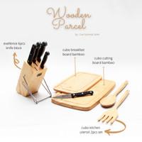 Wooden Parcel