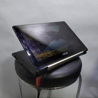 Laptop Asus VivoBook Transformer Flip 2018 4/128 SSD Lengkap Dus Book!
