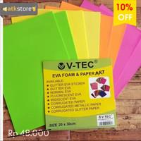 V-Tec Wrapping Eva Foam & Paper Art VT 2384-FE