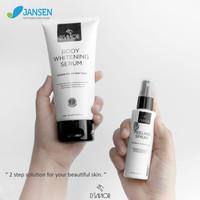 Bundling D'Savior Peeling Spray + Body Whitening Serum