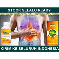 Obat Infeksi / Radang Lambung, Tukak / Luka Lambung Herbal QnC Gamat