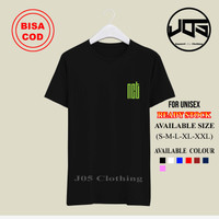 Baju Kaos Distro Logo Nct Tshirt Kpop Atasan Unisex