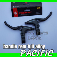 handle rem full alloy pacific handle rem sepeda full alloy