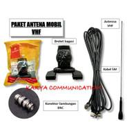 PAKET ANTENA MOBIL VHF ANTENNA M 150