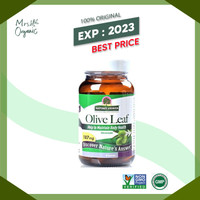 Oleo Pein Olive Leaf Nature's Natures Answer 60 VCaps