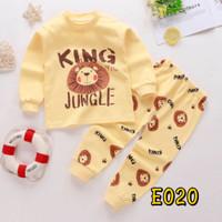 baju tidur anak import E020