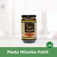 Madu Milanka - Madu Hitam Pahit Alami 400 gr
