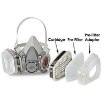 masker 3M komplit 6200+6001+filter 5n11+retainer 501