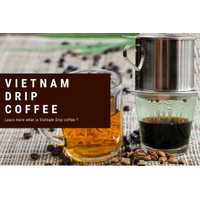 Vietnam Drip Coffee Maker Kopi Vietnam Model Gravitasi 8Q