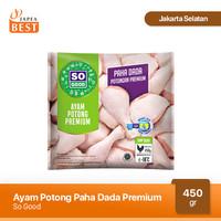 Ayam Potong Paha Dada Premium So Good 450 gr