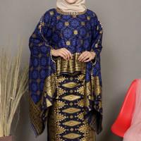 CoupSetbatwing Batik Songket Wanita Mewah Jumbo Modern