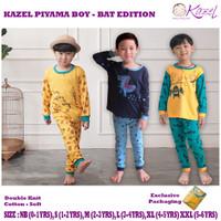 Kazel Piyama Boy Baju Tidur Anak Cowo BAT Edition
