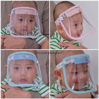 Baby Face Shield Faceshield Bayi - Alat Perlindungan Wajah Bayi
