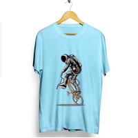 Kaos Baju Distro Grosir dan Ecer Keren Motif Astro BMX